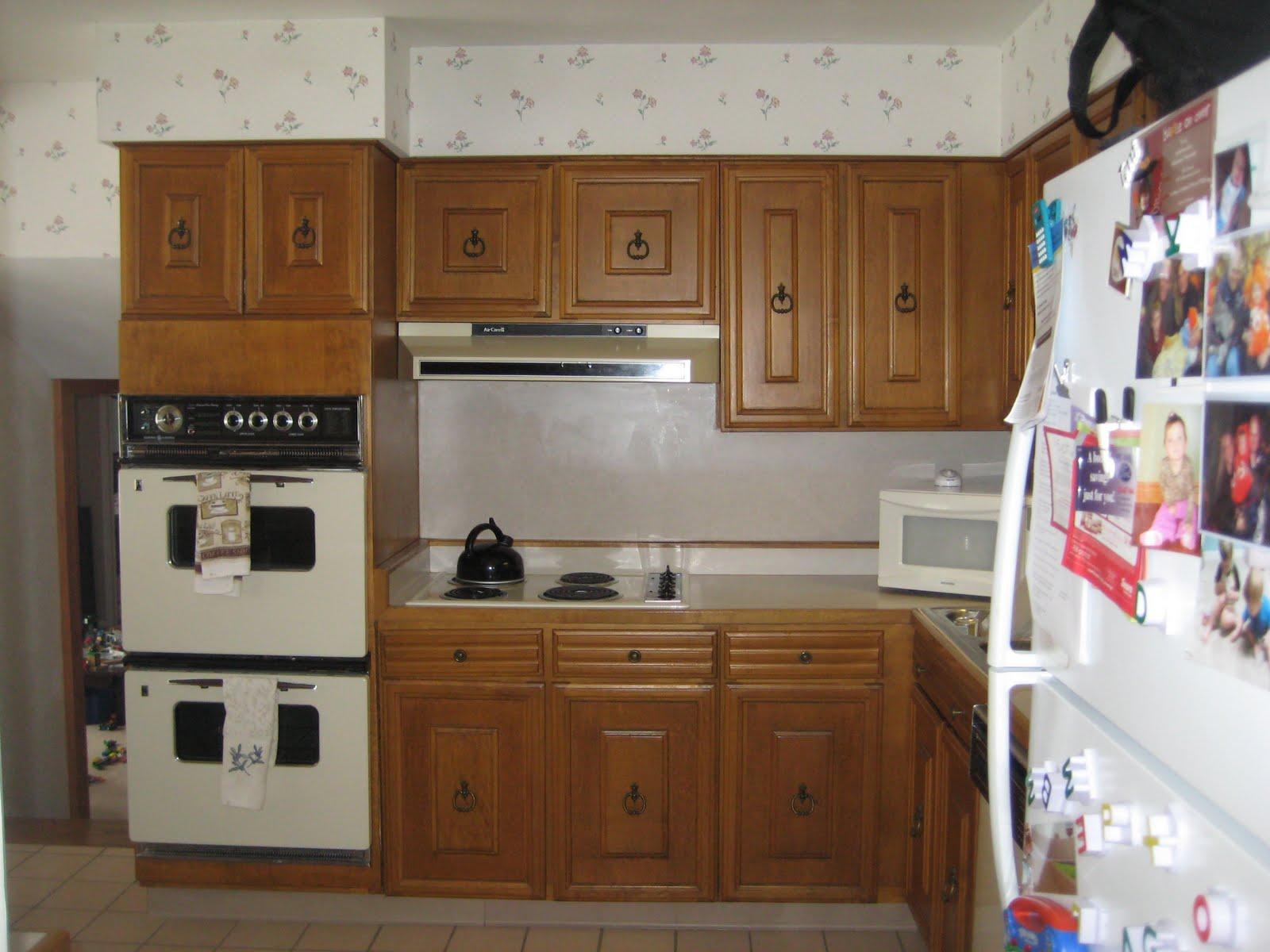 Obssesed With Design The Original Kitchen Circa 1967