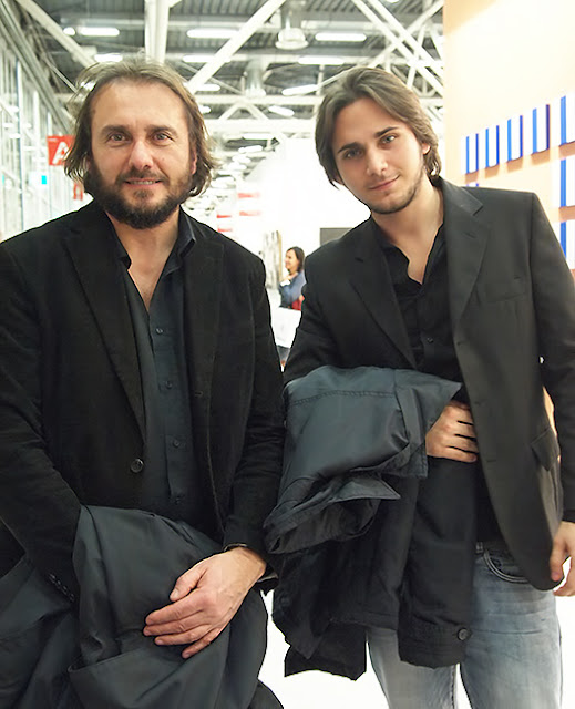 Salvo and Davide Palazzolo