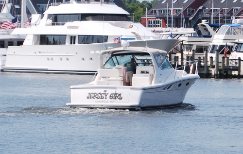 Boat Name Tips