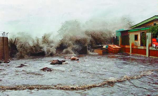 Catatan Akhir Tahun, Kerusakan Lingkungan Perburuk Korban Bencana