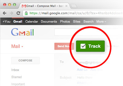 How to Track your sent Email using rightinbox