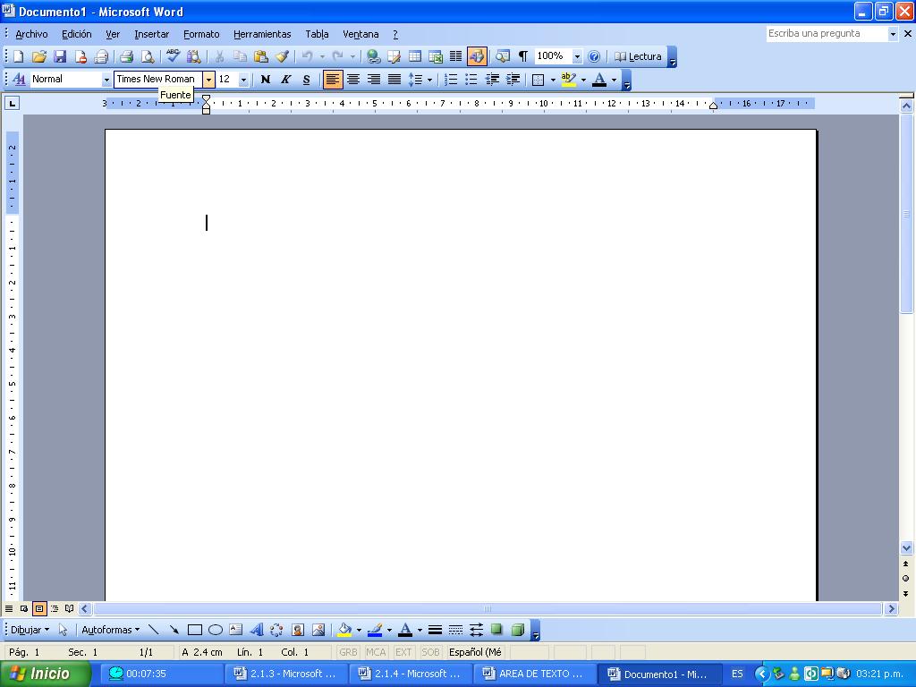 archivos word