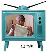 REPORTAJE TV ECUADOR sobre las toallitas de tela reutilizables!!!