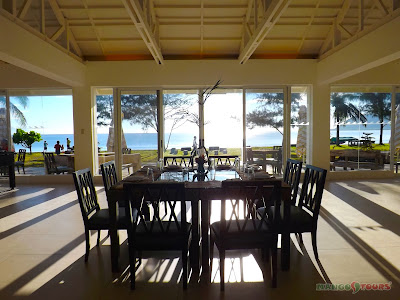 Mango Tours Baler Aurora Costa Pacifica Raintree Resort The Pavilion