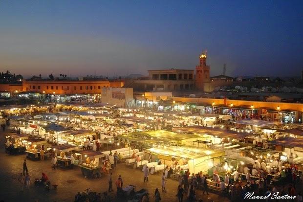 Da Marrakech alla Valle dell′Ourika - I Viaggi di Manuel ...