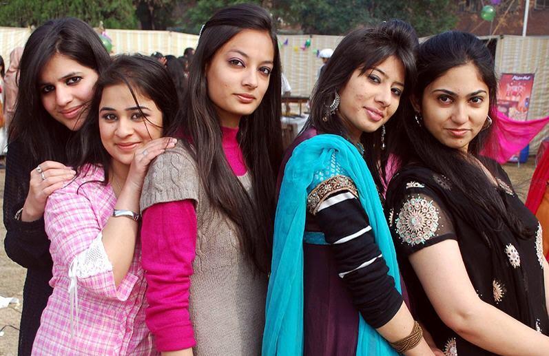 Charming girls