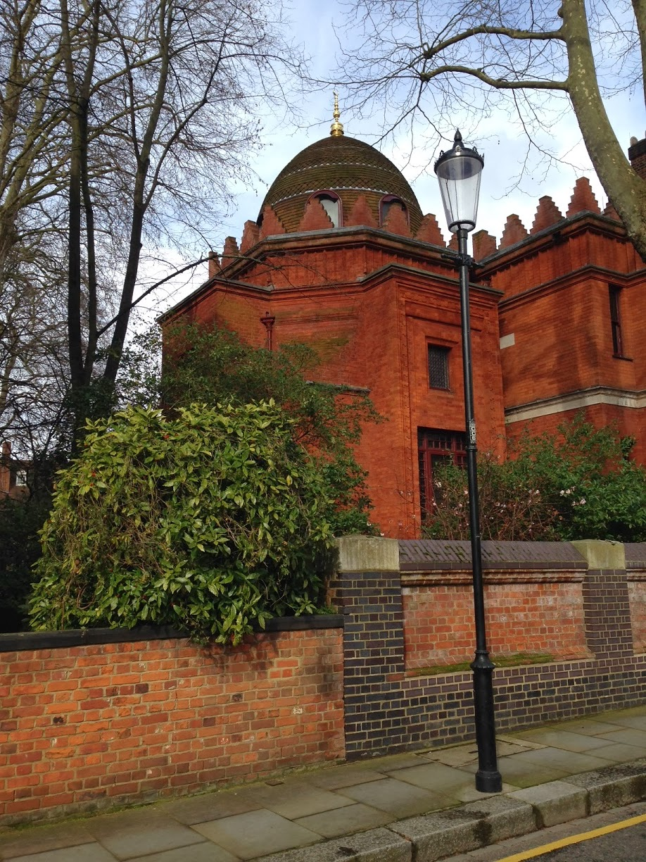 Leighton House, Holland Park Road, London W14