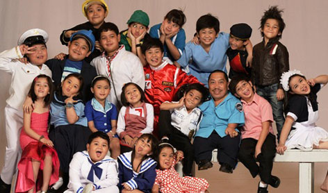 Who will bid goodbye and who will replace them? Find out this Sunday on Goin' Bulilit after TV Patrol weekend