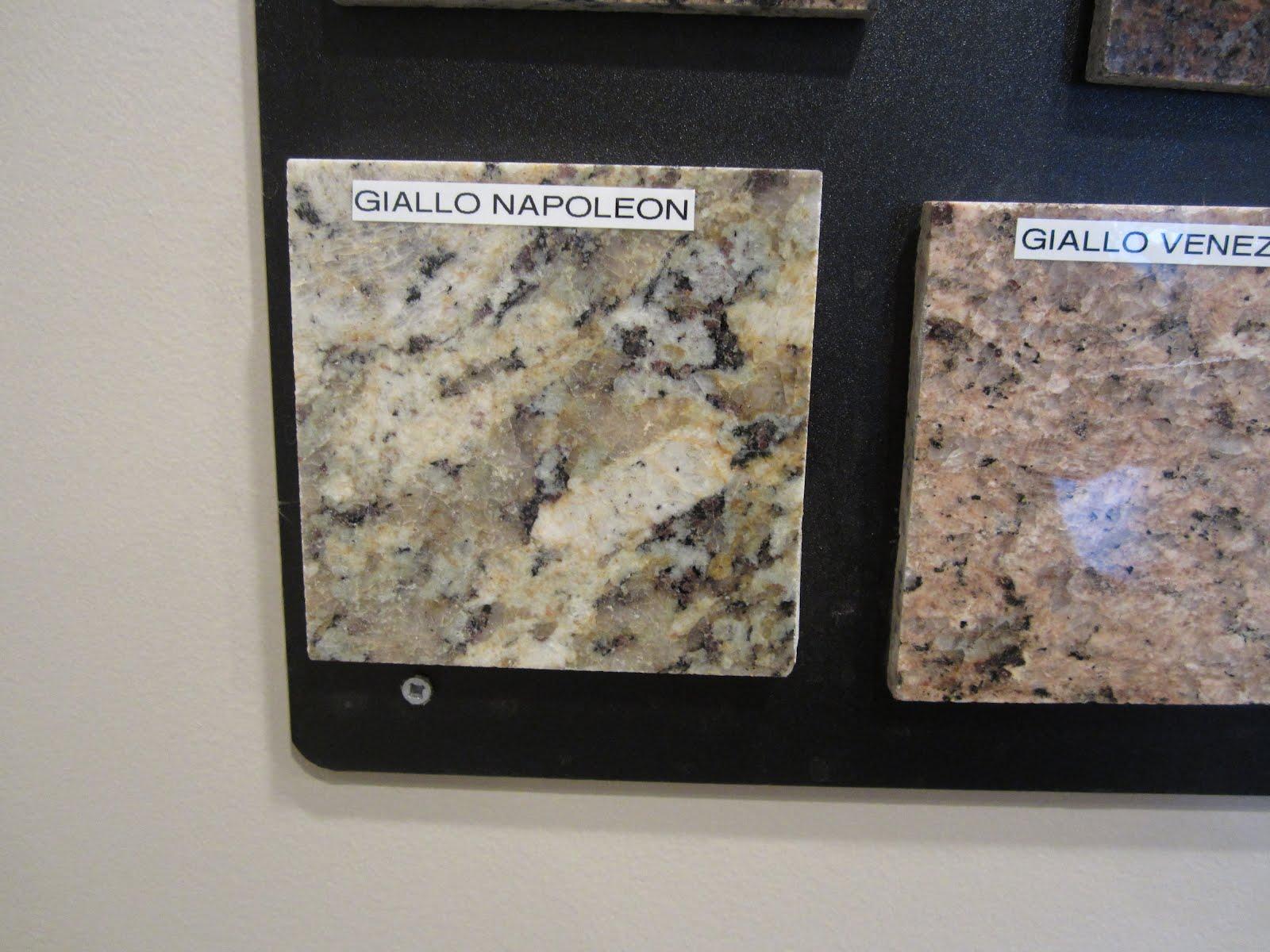 Santa Cecilia Granite Dark Cabinets - Viewing Gallery
