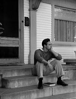 Un pensativo Marlon Brando