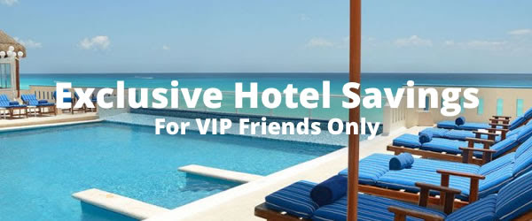 TravelPony VIP Hotel Savings