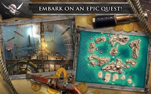 Assassin's Creed Pirates Apk Data Full