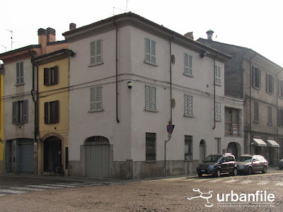 Edificio risanato in Via Alberoni