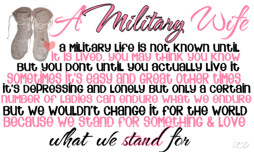 thoughts as an army wife army wife quotes