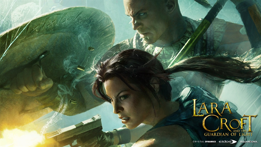 Lara Croft and the Guardian of Light Download Poster