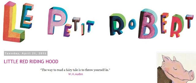 http://lepetitrobert.blogspot.fr/