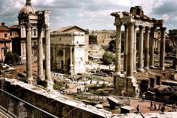Peradaban Dunia, Romawi
