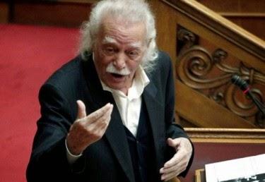 Στο ευρωψηφοδέλτιο του ΣΥΡΙΖΑ ο Μανώλης Γλέζος