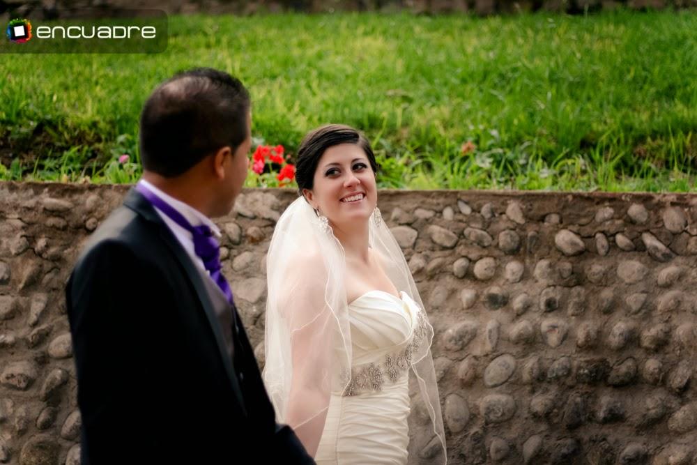 fotos de barranco novia