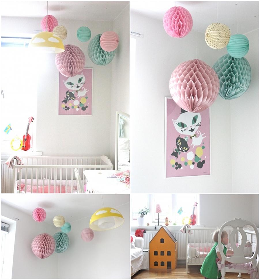 decorez la chambre de votre bebe avec