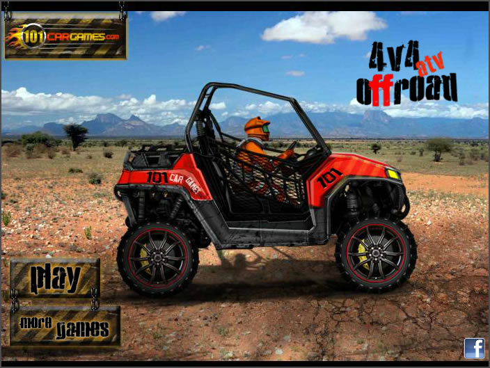 Truck Game : 4x4 ATV Offroad