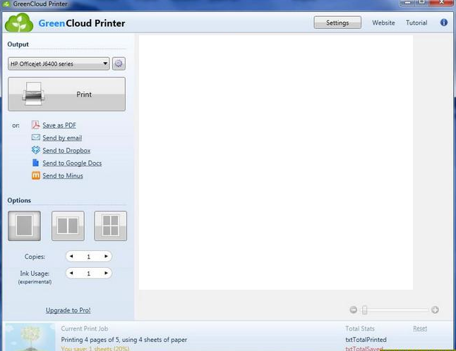 Download software full version greencloud printer pro 7 7 for New windows software
