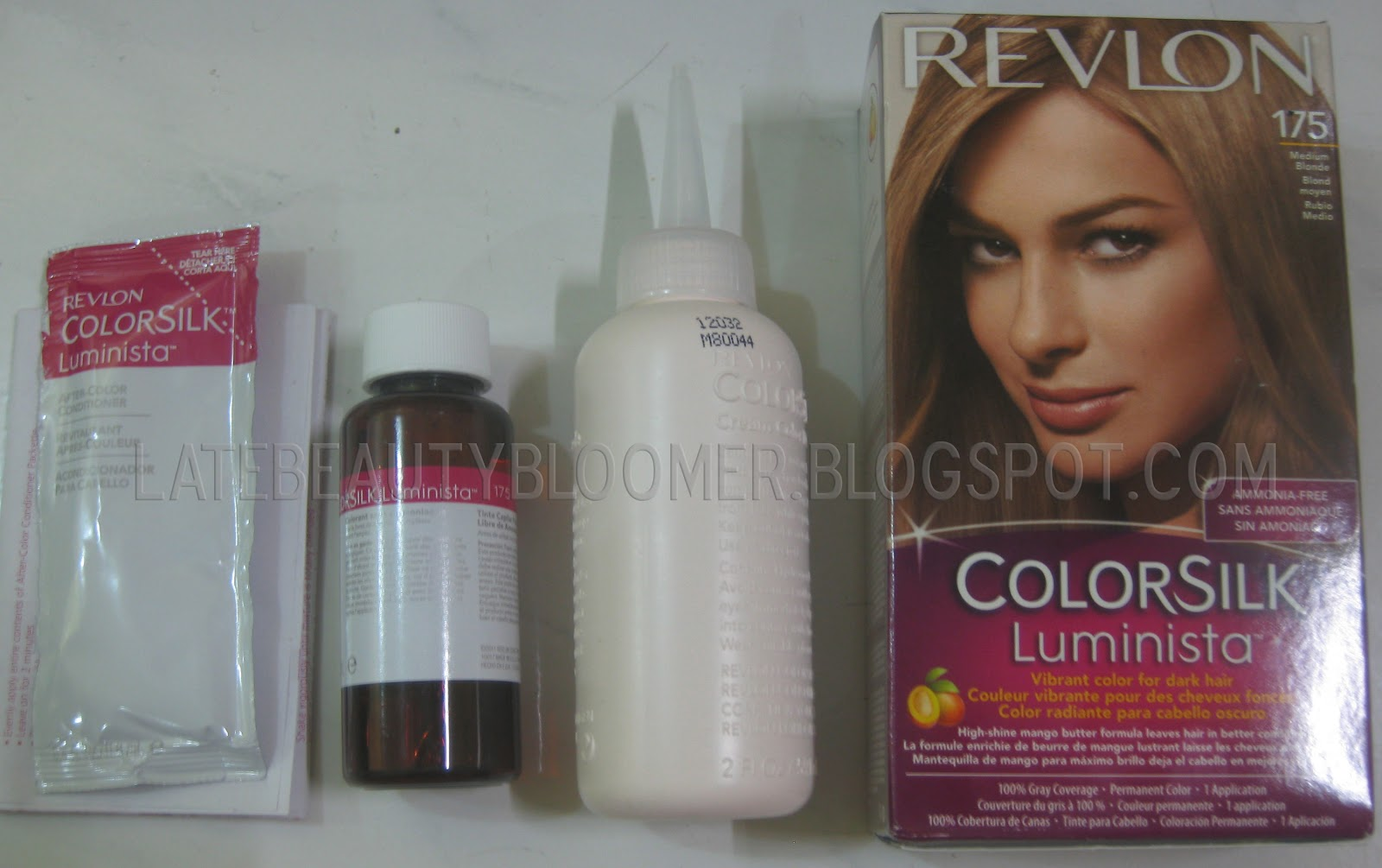 Shays Lifestyle Diary Revlon Colorsilk Luminista In Medium Blonde