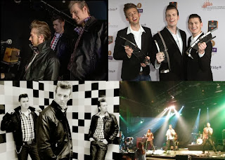 The Baseballs Mosaic