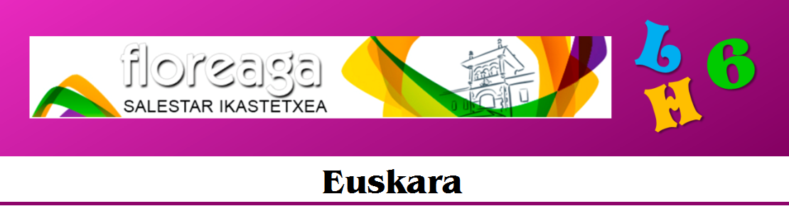 lh6blogafloreaga-euskara