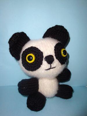 Knitted Panda Patterns New Calendar Template Site