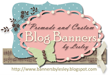 Banner made by Lesley