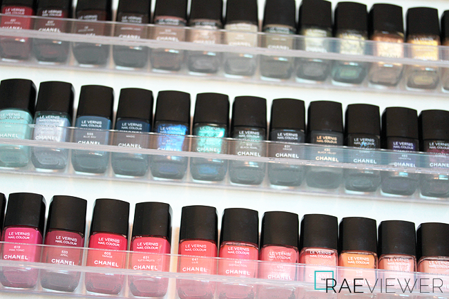 The RAEviewer - A blog about luxury and high-end cosmetics: Nail ...