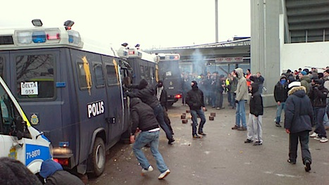 Bildresultat för muslim ghettos in sweden europe