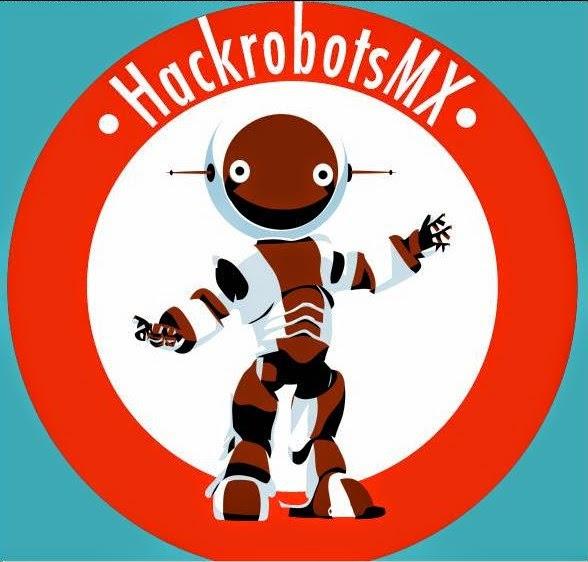 Aprende y arma tu propio robot con Hackrobots MX