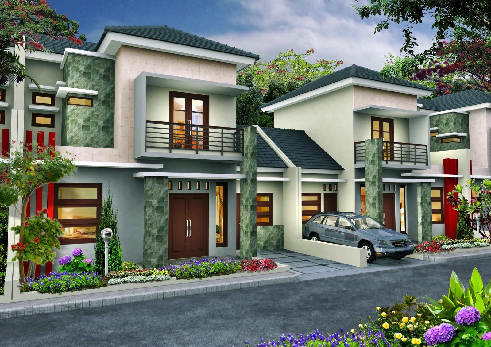 Kumpulan Desain Rumah Minimalis