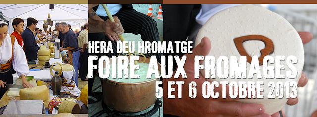 Laruns : Foire au Fromage 2013