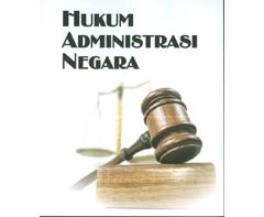 Makalah Tentang Hukum Administrasi Tata Usaha Negara