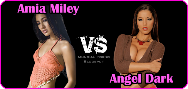 Amia Miley Angel Dark