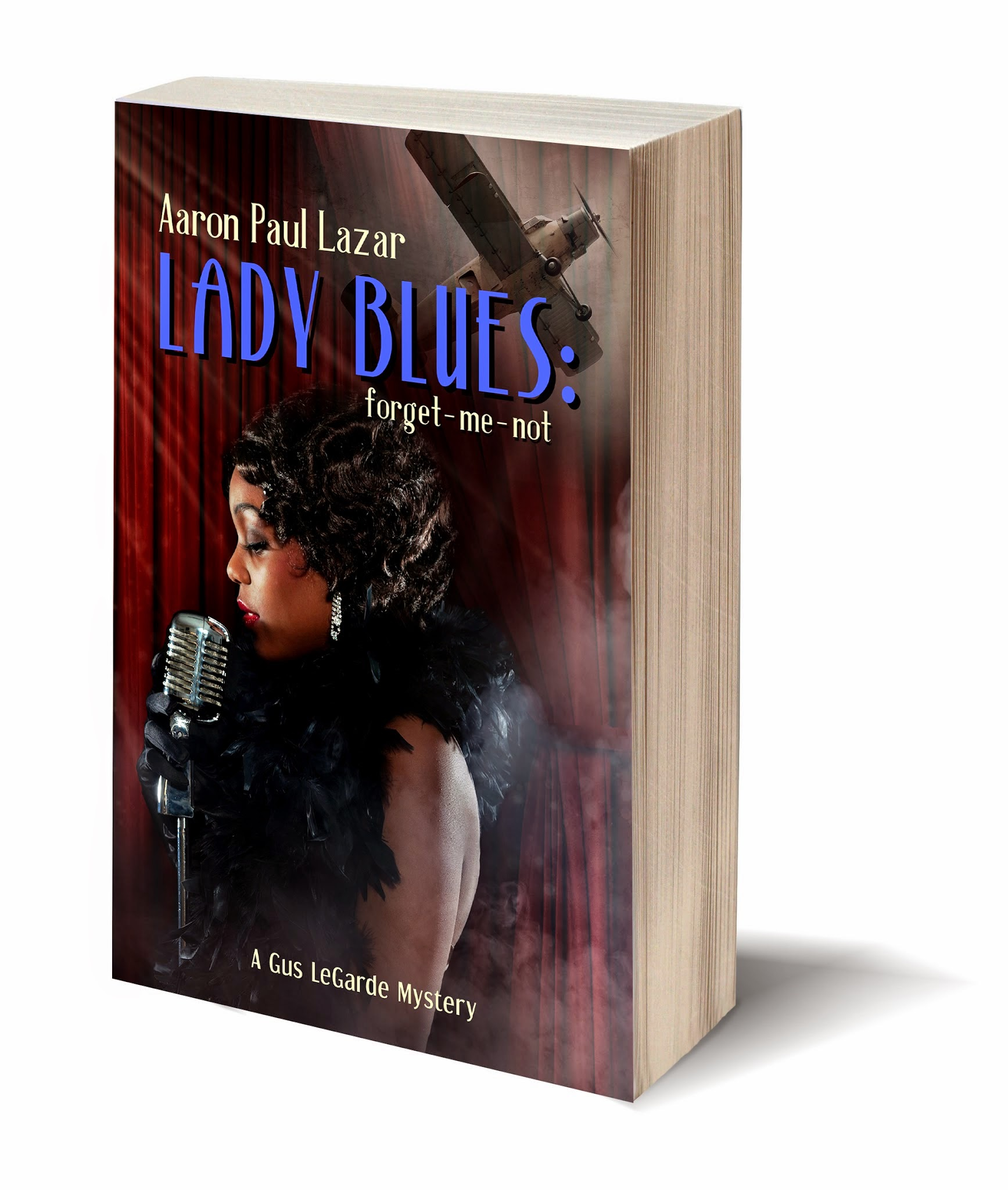 http://www.amazon.com/Lady-Blues-forget-me-not-LeGarde-Mysteries-ebook/dp/B00IS6EXG0/ref=sr_1_1?ie=UTF8&qid=1396533441&sr=8-1&keywords=lady+blues