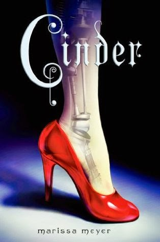 The Lunar Chronicles series by Marissa Meyer