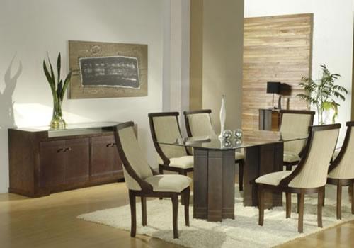 Como Montar Uma Sala De Estar Moderna ~ Dicas para montar uma sala de jantar bem moderna e aconchegante, veja