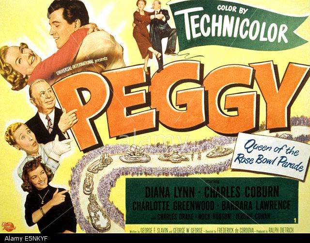"""""""Peggy"""" (1950)"""