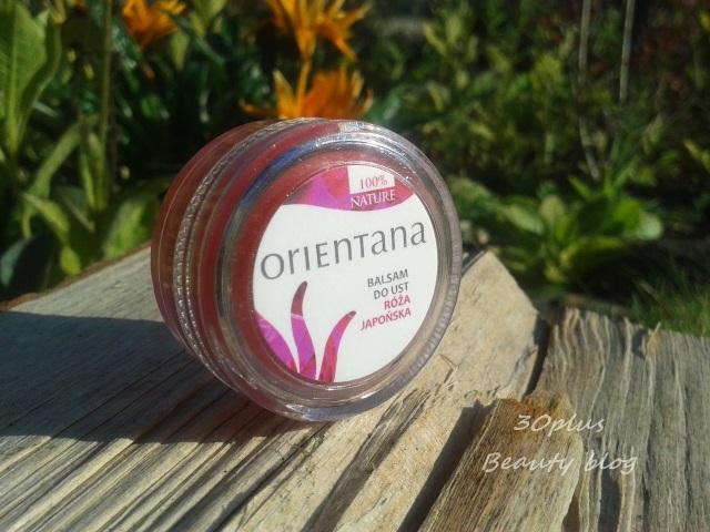 Balsam do ust firmy Orientana