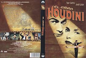 El Gran Houdini 1953 | Cine clásico | Caratula DVD 2