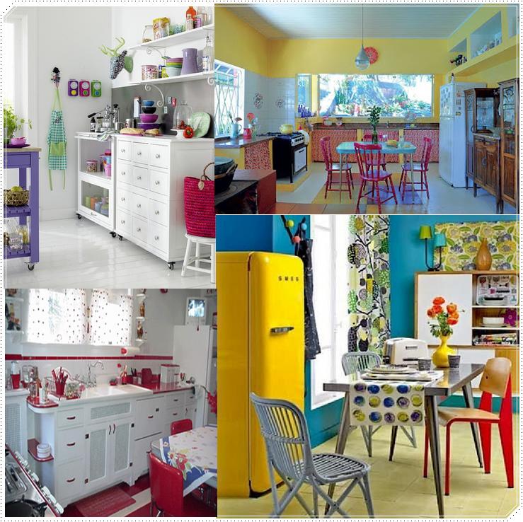 decoracao cozinha diy:Laly Makes&Modas: DIY: Uma cozinha inspirada na decoração Retrô