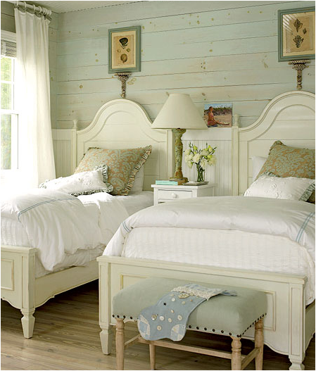 Girls Bedrooms with Two Twin Beds