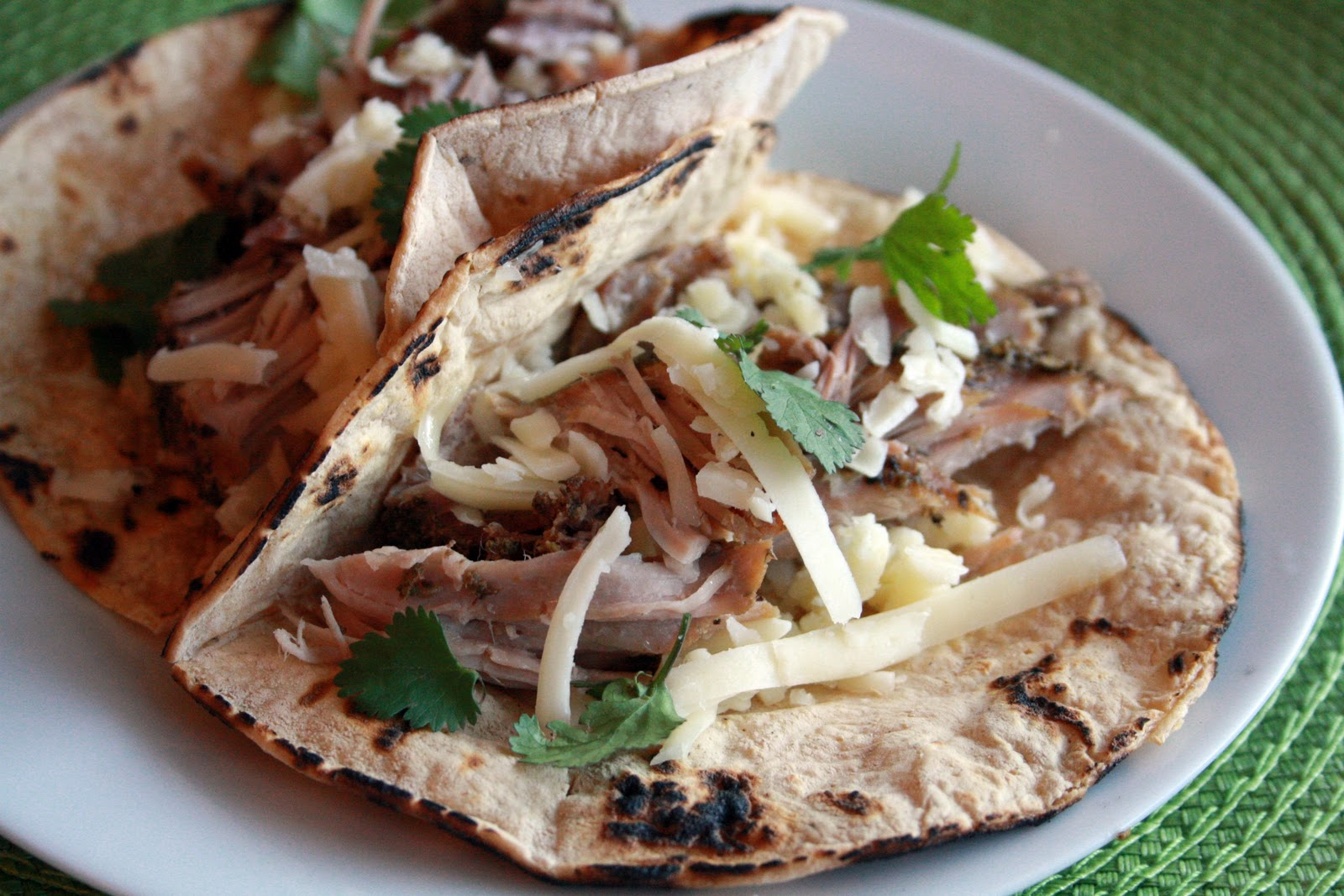 The Learning Curve: Crock Pot Pork Carnitas