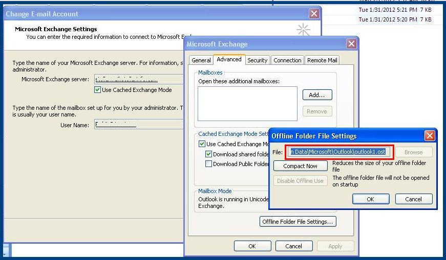 how to open ost file in outlook 2013 offline