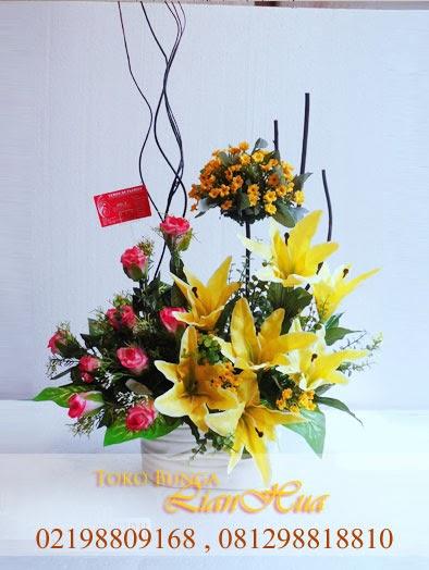 jual Bunga Ucapan Pembukaan Kantor bagus dan elegant