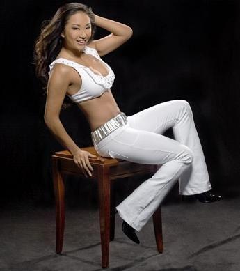 Gail Kim 2009 Hollywood Plus ...